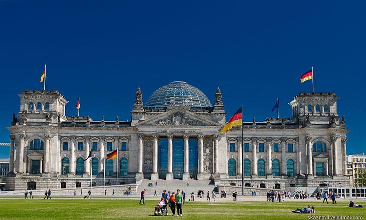 Рейхстаг в Германии
