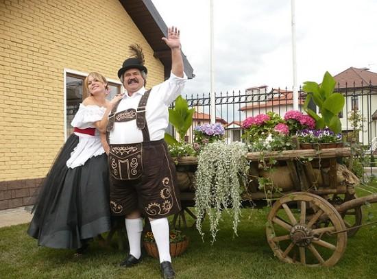 Добродушные немцы