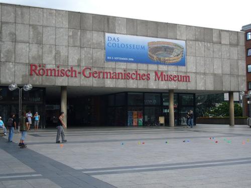 Римско-германский музей в Кёльне