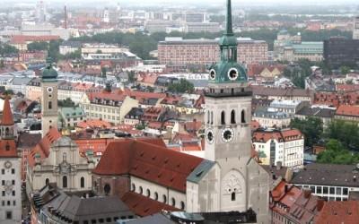 Петерскирхе церковь в Мюнхене
