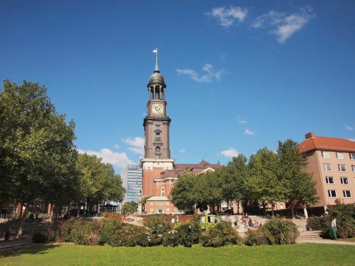 колокольня храма Св. Михаила