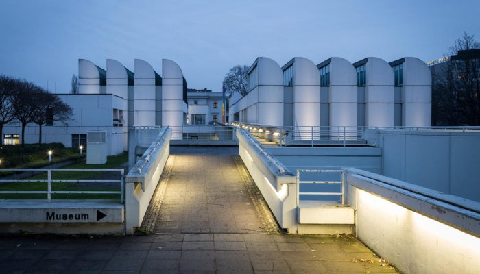 Музей-архив Баухаус в Берлине