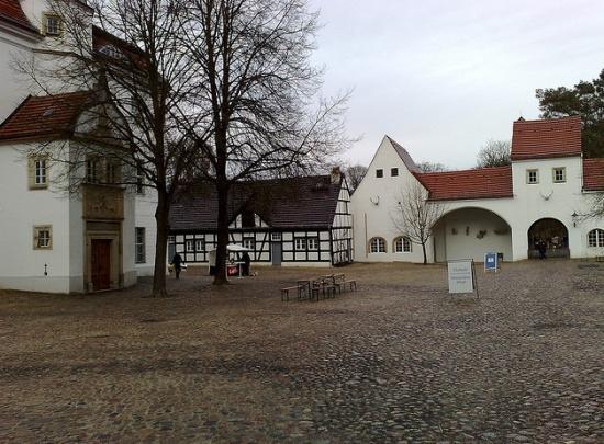 дворец Груневальд в Берлине