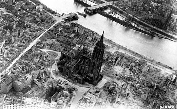 История города Франкфурт
