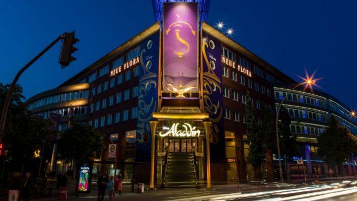 Театр Новая Флора в Германии