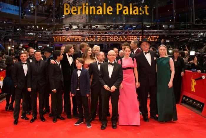 Дворец Berlinale Palast в Германии