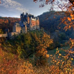 История замка Бург Эльц