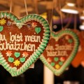 Традиционные немецкие сердечки в Валентинов день