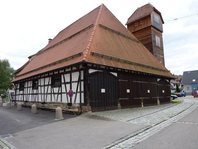 Музей Виноградарства (Alte Kelter) в Штутгарте