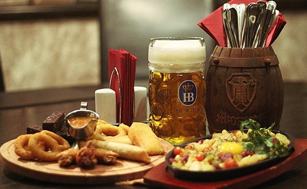 ужин немца