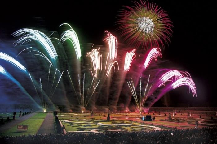 Международный фестиваль фейерверков в Ганновере
