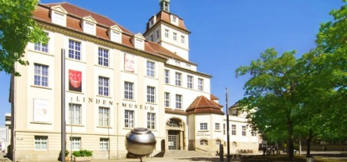 музей имени Линдена в Штутгарте