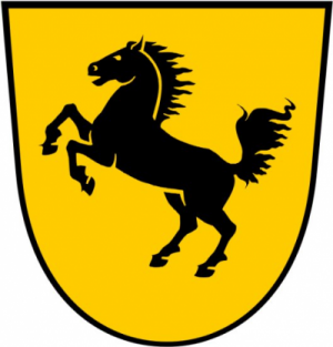 Символ Штутгарта Германии