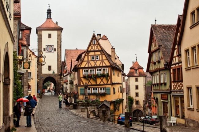 Фойхтванген город Германии