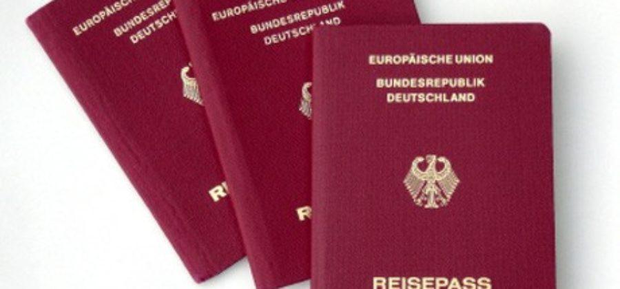 Получение гражданства в Германии