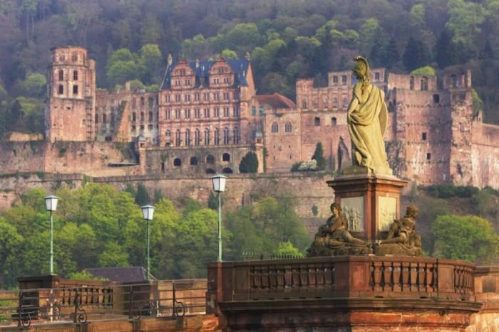 Хайдельберг Замок