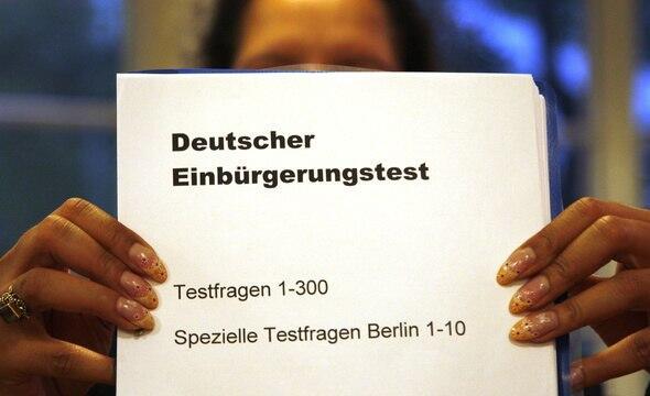 Гражданство в Германии