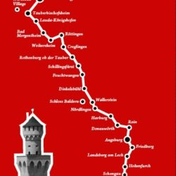 Романтический маршрут Германии