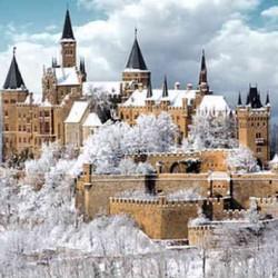 Гогенцоллерн — средневековая крепость