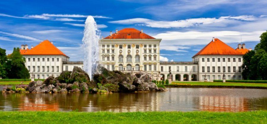 Нимфенбург — прекрасный дворец