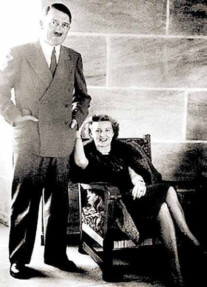 Гитлер биография тирана