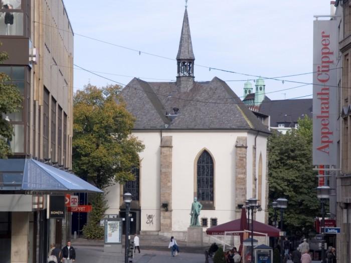 Рыночная церковь Эссен