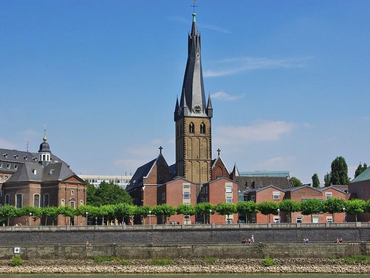Базилика Святого Ламберта Дюссельдорф