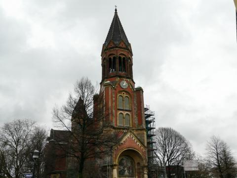 Церковь Креста Эссен