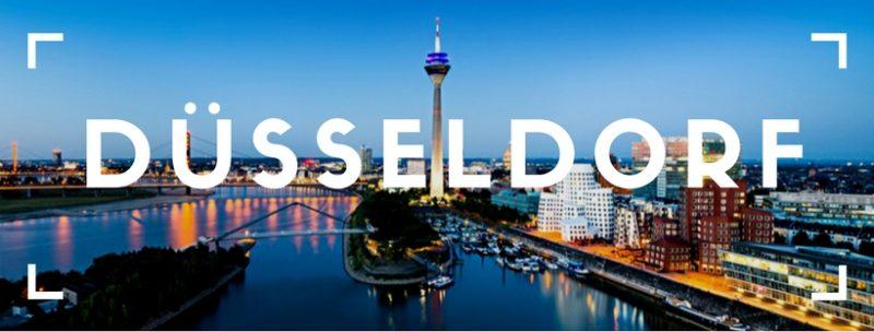 Описание и достопримечательности города Düsseldorf
