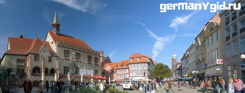 Гёттинген город Германии