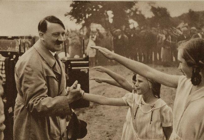 Биография Гитлера