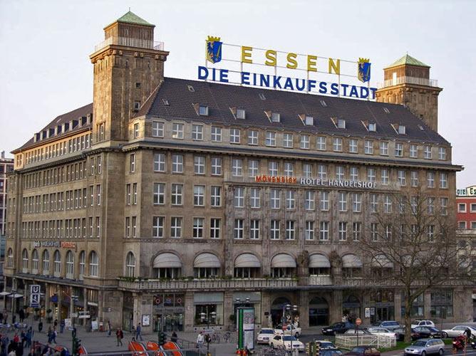 Отель «Хандельсхоф» Германия