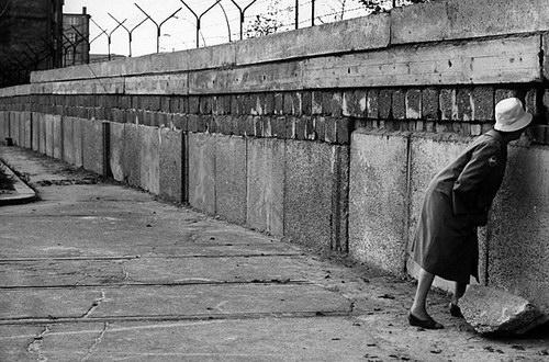 Берлинская стена в Германии