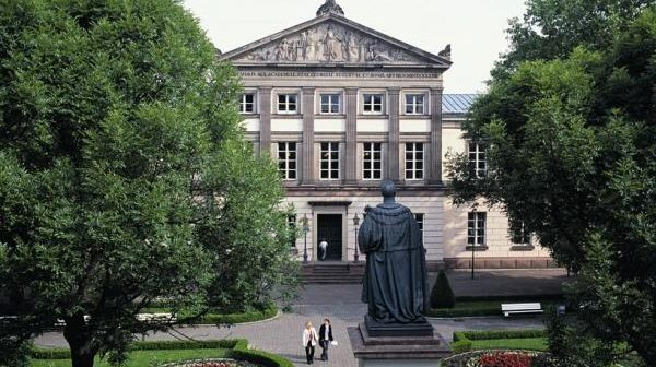 Университет в Геттингене