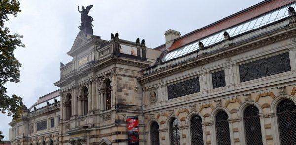 Альбертинум – художественный музей в Дрездене