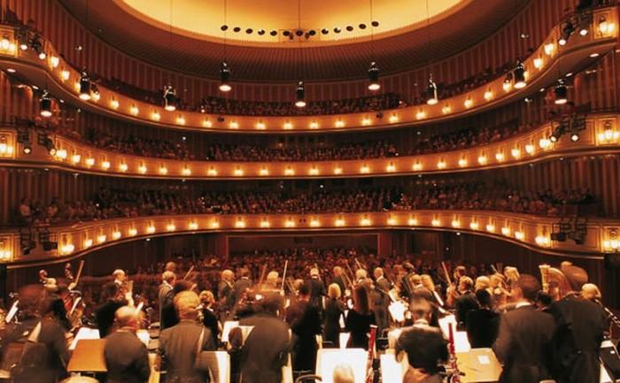 Немецкая Опера на Рейне