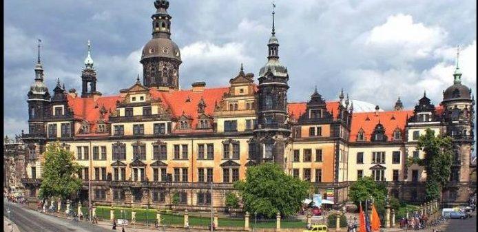 Дрезденский замок – резиденция