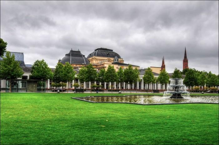 Висбаден город германии
