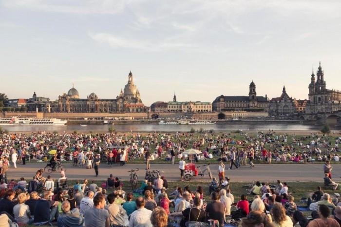 Dresden City Festival в Дрездене