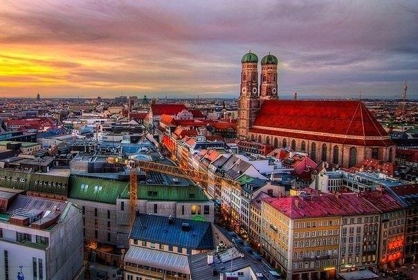 Город в Баварии