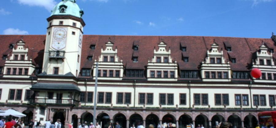 Лейпциг — Leipzig