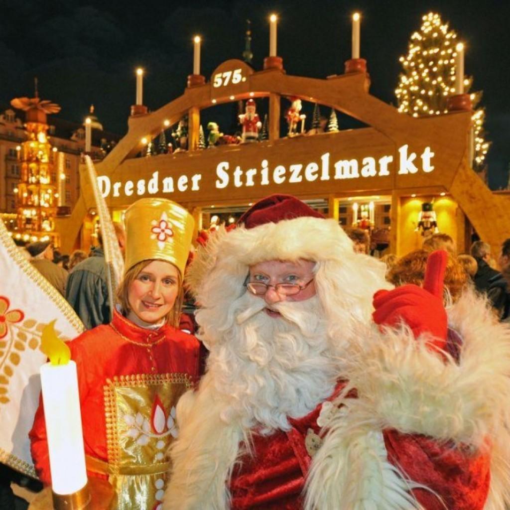 Традиции германии в новый год