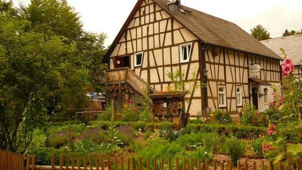 Дом природы в Бонне