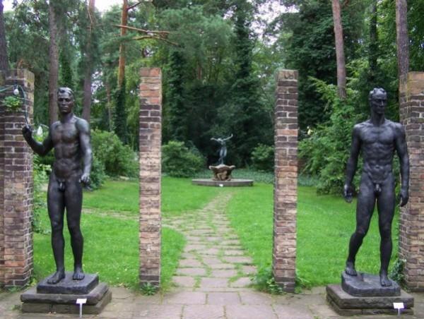 Музей скульптора Георга Кольбе