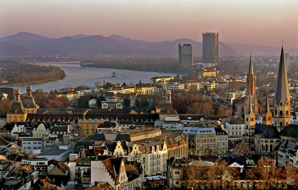 Бонн город Германии