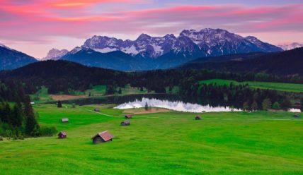 Природа Германии