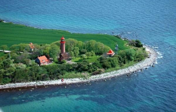 Остров Фемарн в Германии