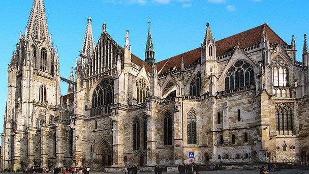 Кафедральный собор святого Петра в Германии