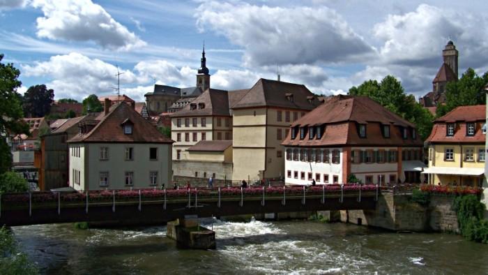 Бамберг в Германии