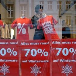 Распродажа в Германии